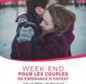 Un week-end pour les couples confrontés à l'infertilité