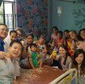 L'ESM Manille à la rencontre des malades