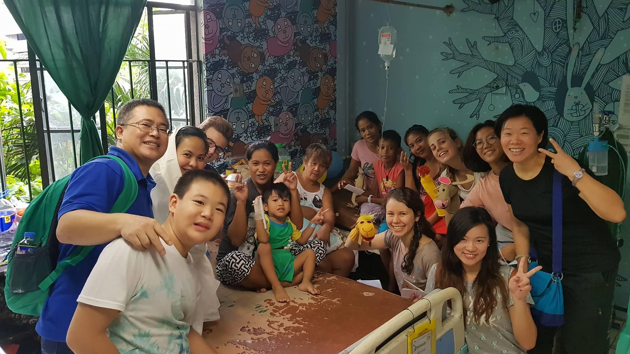 Lieu de rencontre à Manille Philippines