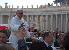 Pape François, 5 ans de pontificat !