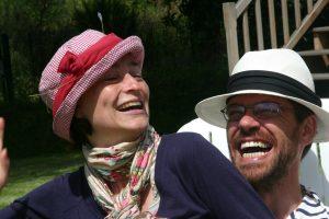 J.B. et Séverine Hibon