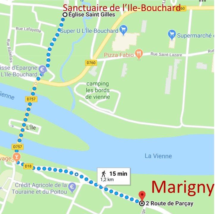 Position Marigny