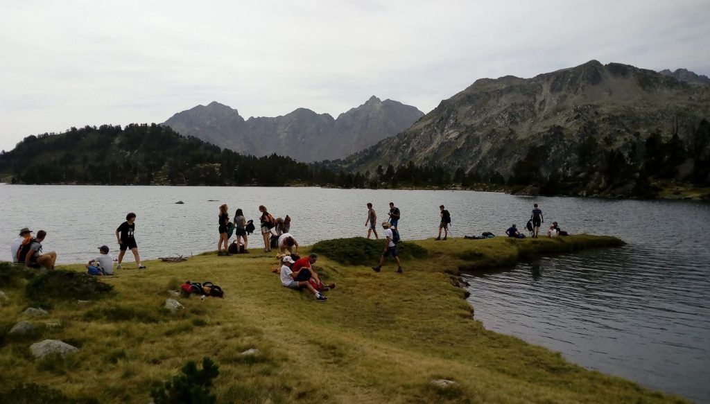 Camp AAL ski ou montagne