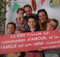Rencontre mondiale des familles à Dublin : Joie pour le monde !