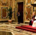 Le Pape François reçoit en audience la Communauté de l'Emmanuel