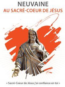 neuvaine au Sacre Coeur fr 2018