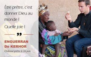 Enguerran de Kerhor diocese de Bordeaux