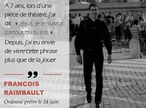 Francois Raimbault diocese de Bordeaux