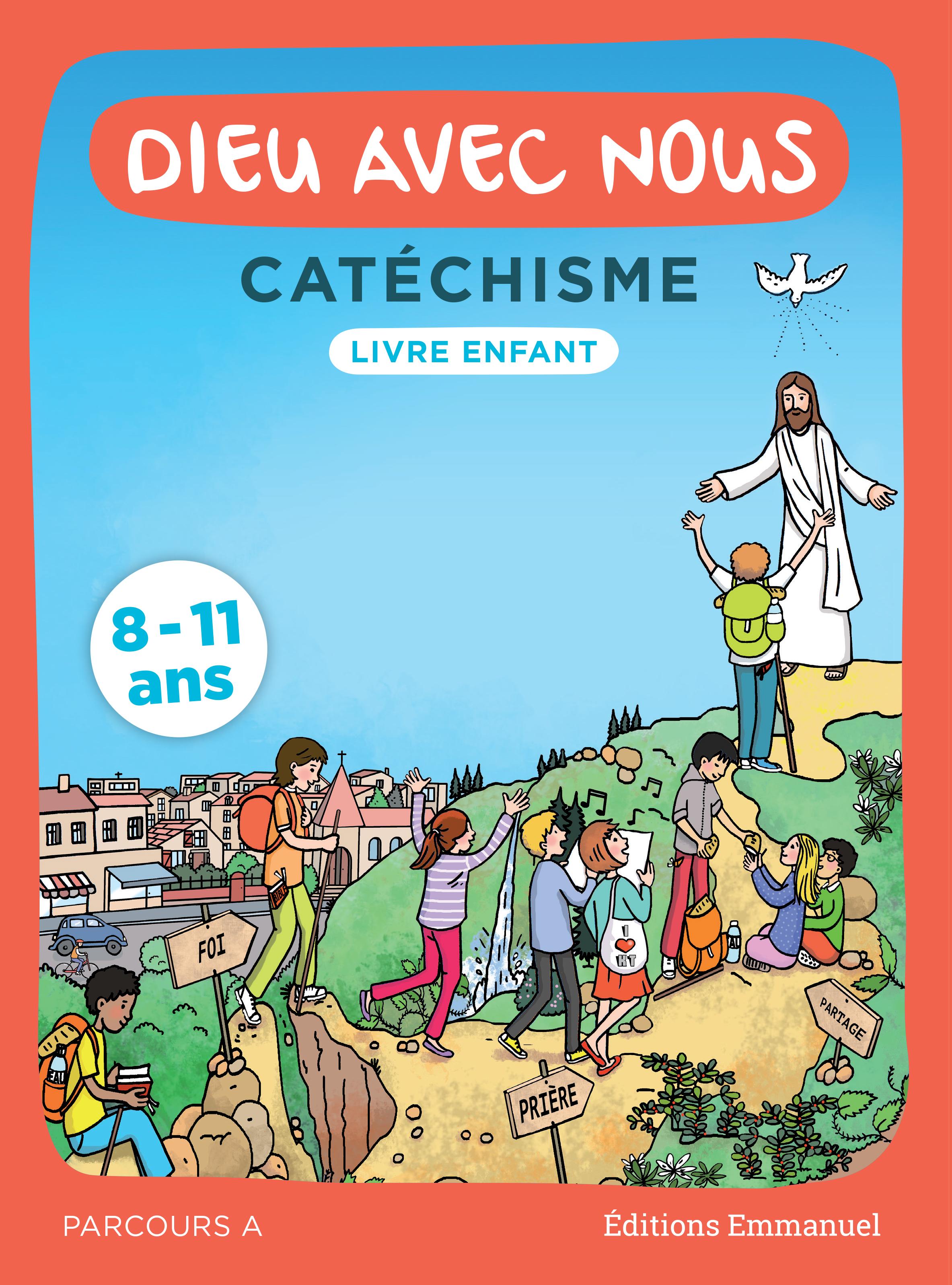 Video Dieu Avec Nous Un Nouveau Catechisme Pour Enfants Et Catechistes