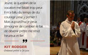 Kit Rodgers diocese Bordeaux