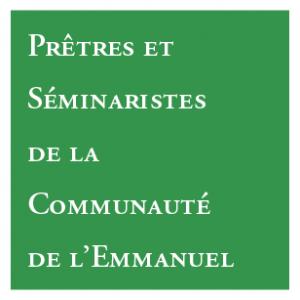 Logo pretres Emmanuel