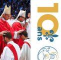 [NOUVELLES DE LA COMMUNAUTÉ] Premières ordinations, Forum en Indonésie, 10 ans de l'Emmanuel au Canada