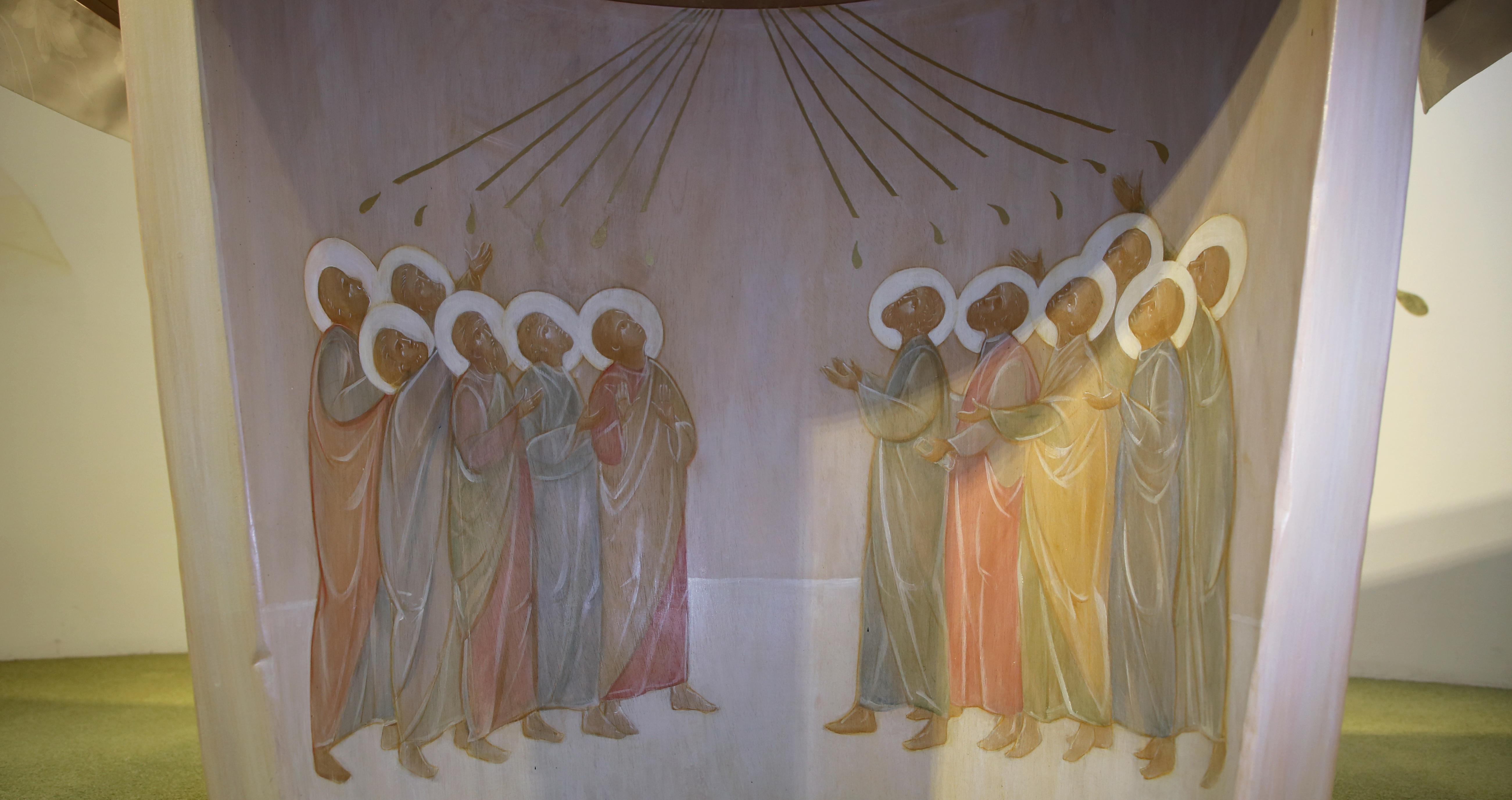 Effusion Pentecote