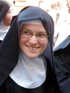 Soeur Marie IEV eucharistie