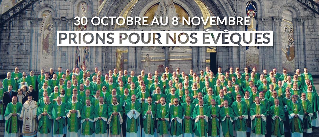 prions pour nos évêques Eveques