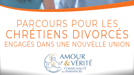 Les personnes divorcées, engagées dans une nouvelle, union témoignent sur le parcours d'écoute et d'accompagnement