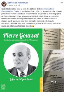 Editions de lEmmanuel Bio PG