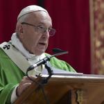 Vignette discours pape abus