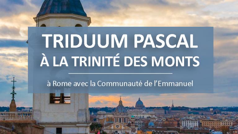 Triduum Rome 19