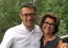 Laurent et Christel Landete