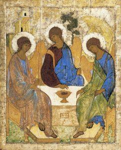 Trinity rublev 1410