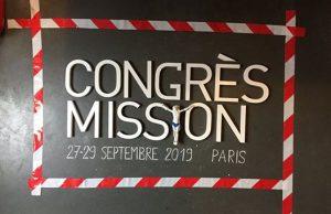 Congrès Mission 2019