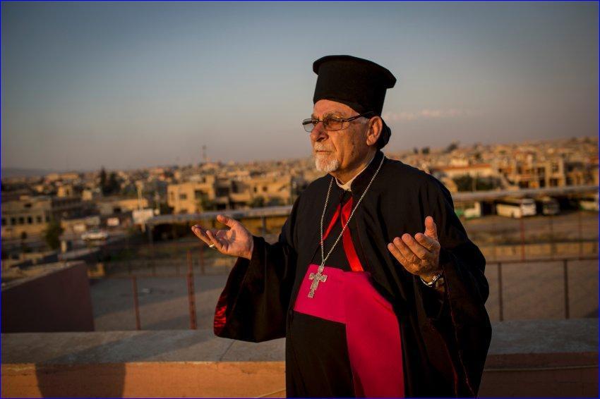 Mgr Yohanna Petros Moshe