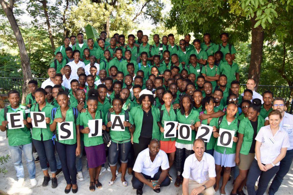 Haiti ecole st Joseph 2020