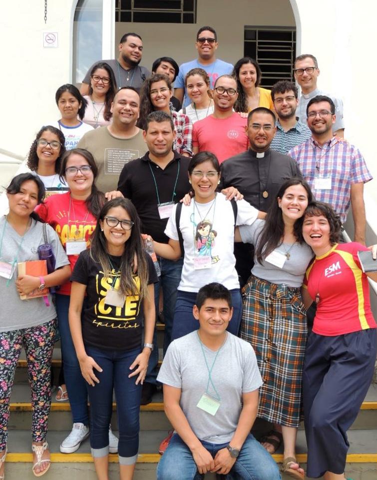 Reunion responsables Amerique Latine 2020 B
