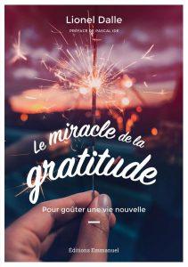 livre miracle gratitude lionel dalle