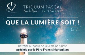 Triduum Pascal 18-25 ans à Paray-le-Monial