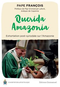 Querida Amazonia couverture
