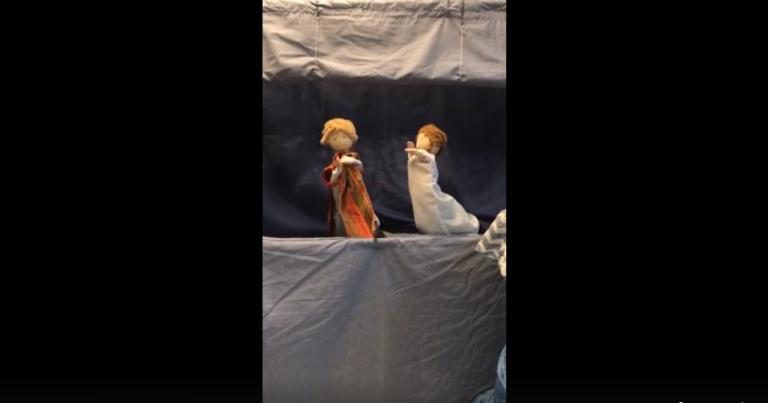 Video marionnettes
