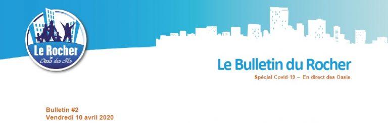 Bulletin du Rocher 2