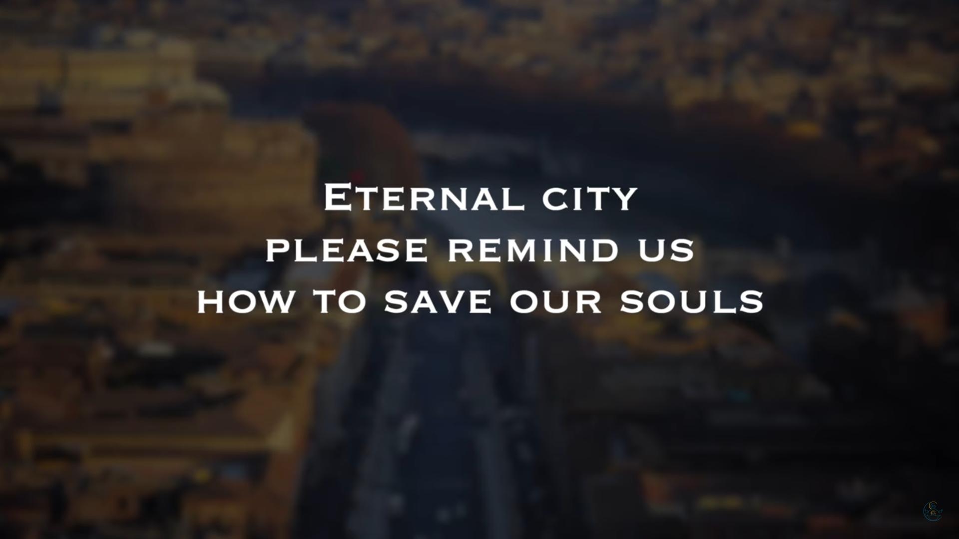 Eternal city ESM Rome