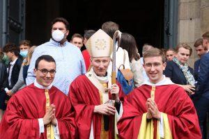 Ordination Hubert de Charnacé © Diocèse de Rennes