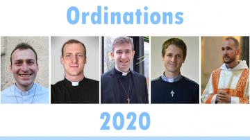 Vignette ordinations 2020