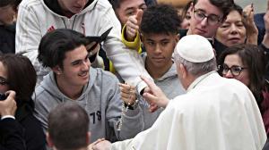 Vignette pape reveiller IEV