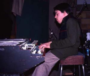 Gilles du Boullay orgue