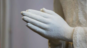 Vignette priere mains jointe Bouchard IEV