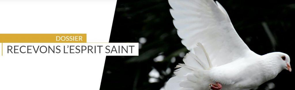 Dossier Esprit Saint