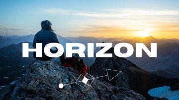 Bannière Horizon V2
