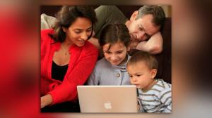 Vignette famille ecran