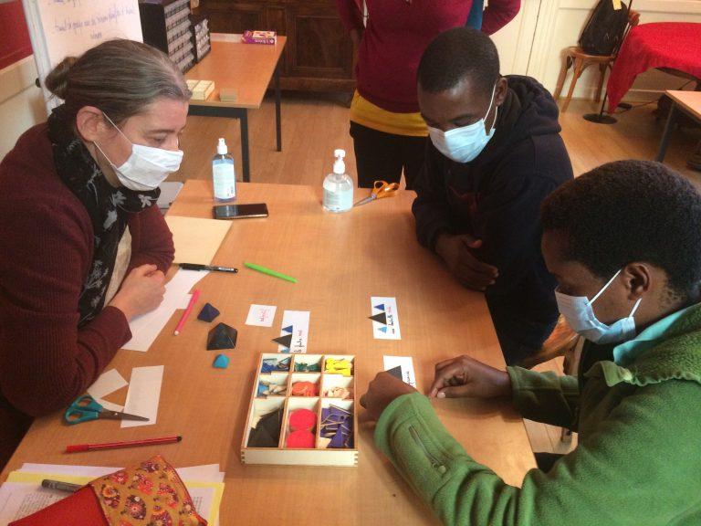 burundi formation montessori education En cours 1