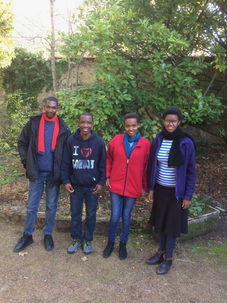 burundi etudiants education