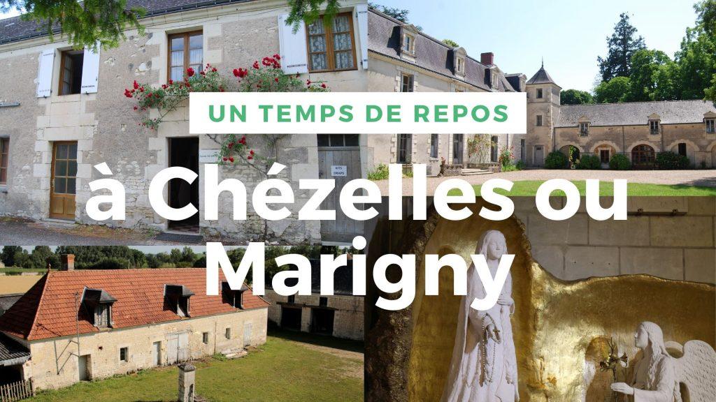 Repos a Chezelles ou Marigny