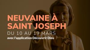 Vignette neuvaine saint Joseph DD 2021