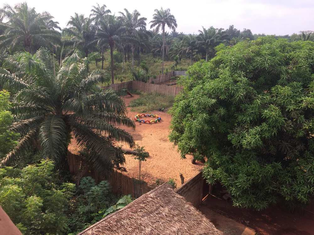 Cour de recreation Benin BD