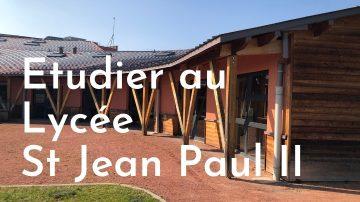Etudier a St Jean Paul 2 emmanuel education