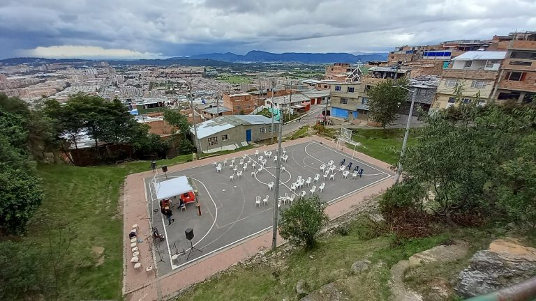 Mision Bogota 16 1